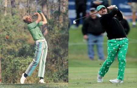 Golf trousers or pants