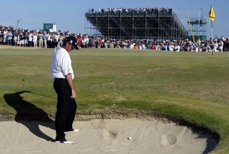 Bjorn Bunker Royal St Georges 2003