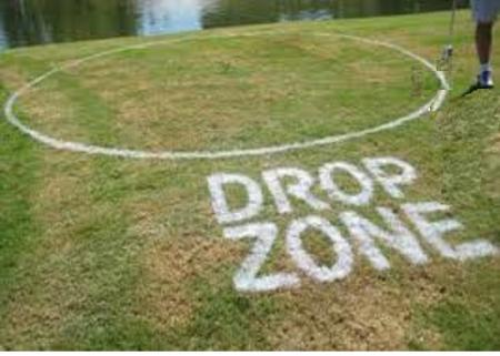 We all love a drop zone