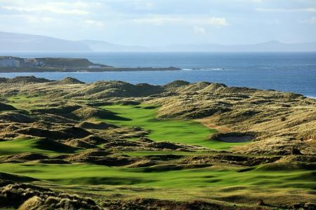 Royal Portrush 7th