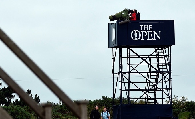The Open should be free for all