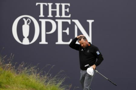 Graeme McDowell Open 2019 Day 1