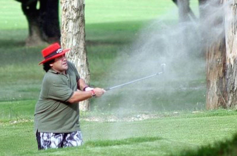 Top 10 Golfing Sportsmen