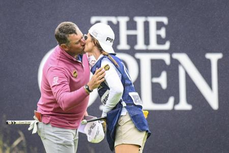 Lee Westwood - Open - Getty - July 2019