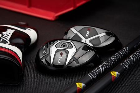 Titleist Launch New TS Hybrids