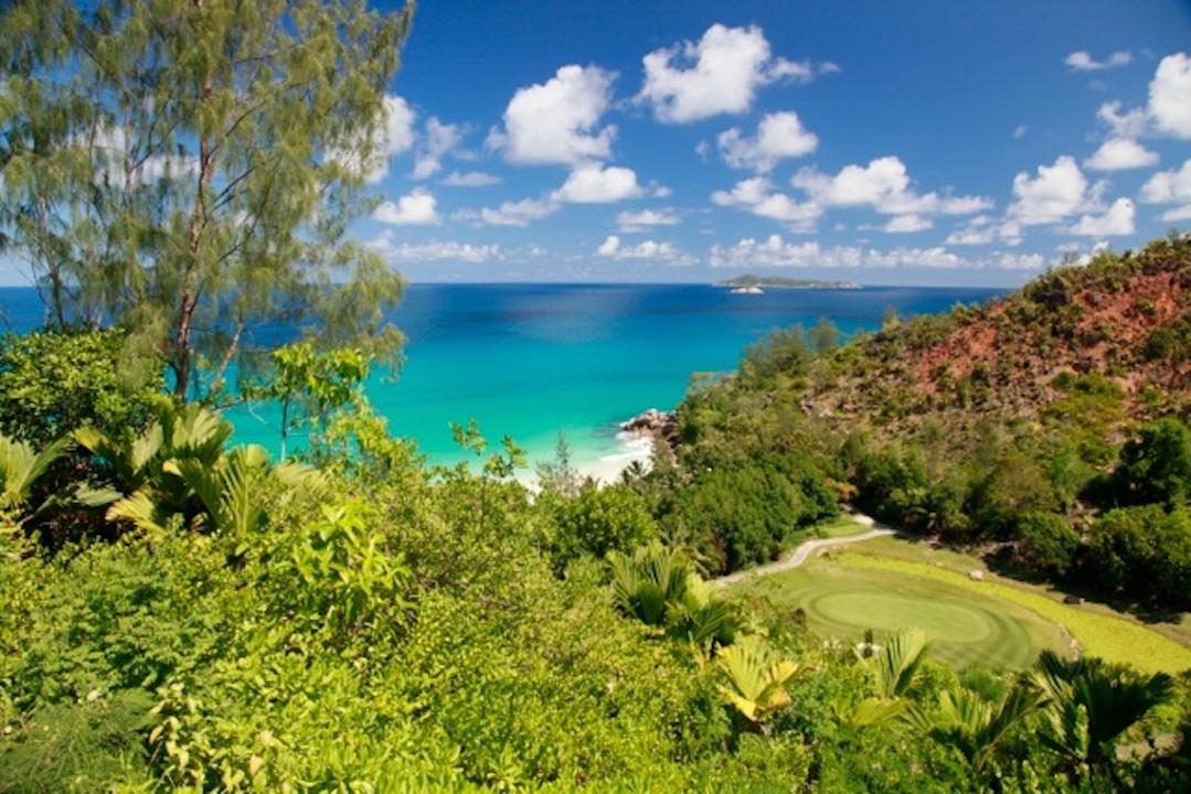 GolfPorn: Golf le Lemuria, Seychelles