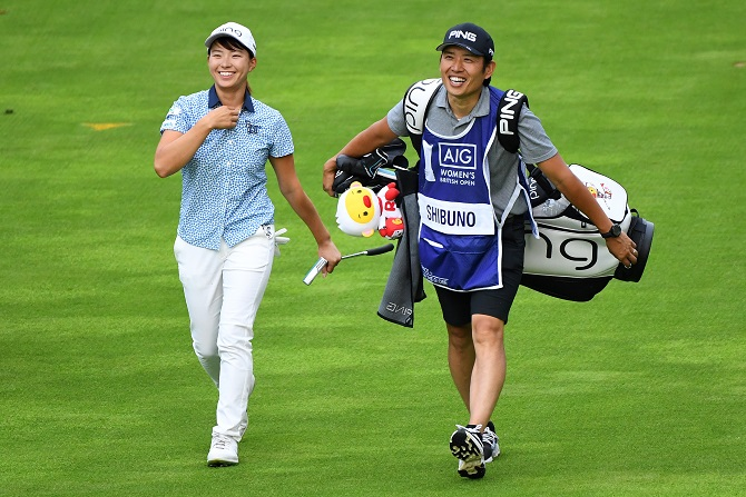 Fairy tale Women's British Open