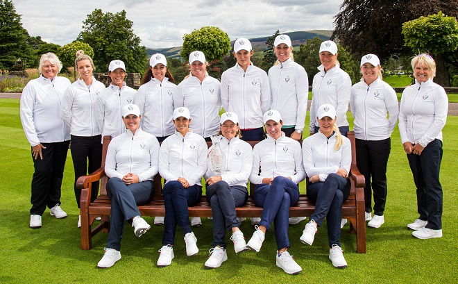 Solheim Cup – Team Europe