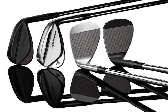 New wedges from TaylorMade