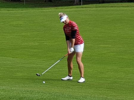 Charley Hull Women's British Open 2019 day 2