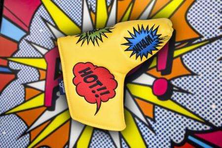 PRG Originals - Pop Art - Putter Cover - August 2019
