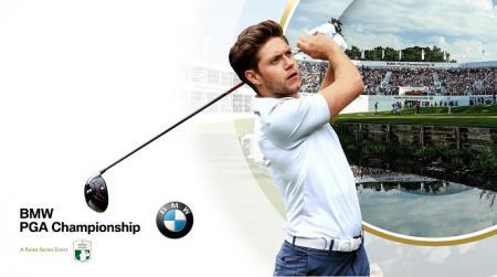 Niall Horan PGA Pro Am