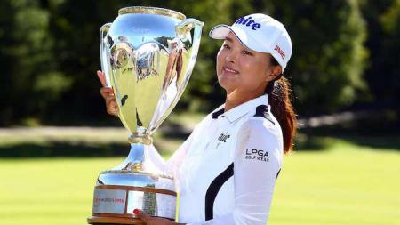 Ko Wins CP Women's Open