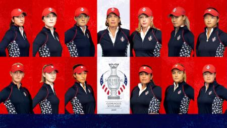 Team USA - Solheim Cup - August 2019 - Full