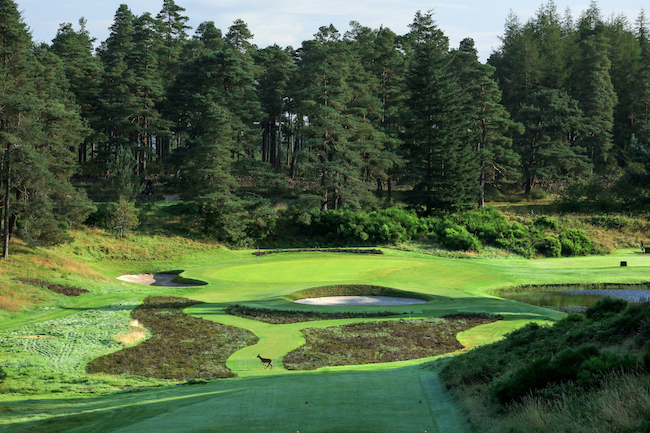 GolfPorn: Gleneagles