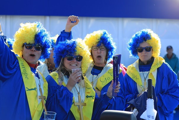 Solheim Cup Opening Ceremony
