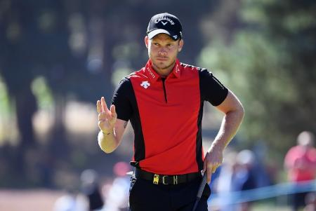 BMW PGA 2019 Day2 Danny Willett