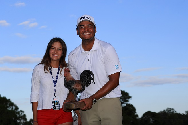 Percy fearless but Munoz wins Sanderson Farms Championship