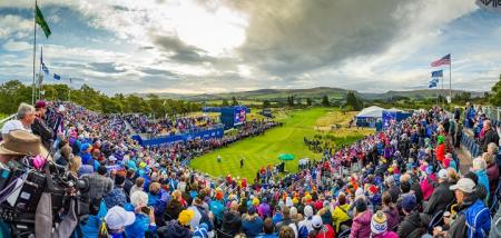Gleneagles Solheim Cup green fees