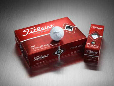 Titleist TruFeel - Golf Balls - September 2019