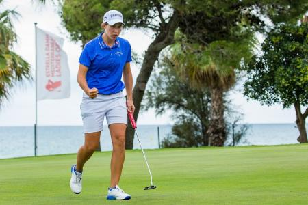 Estrella Damm Mediterranean Ladies Open Day 3