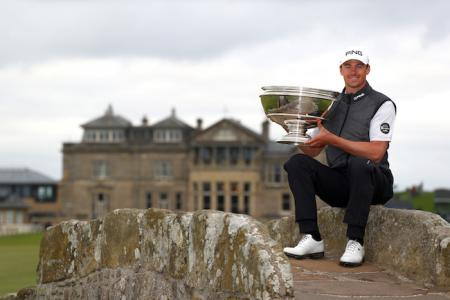 ALFRED DUNHILL LINKS CHAMPIONSHIP FINAL