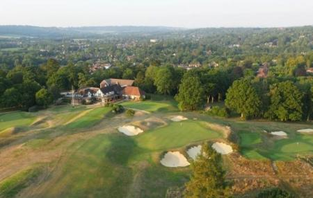 You Little Beauty: Tandridge G.C.