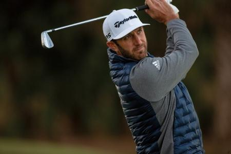 adidas's Frostguard Dustin Johnson