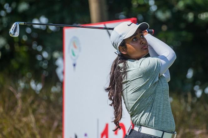 Hero Women's Indian Open Day 3