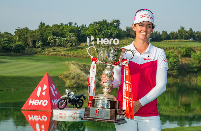 Hero Women's Indian Open Final