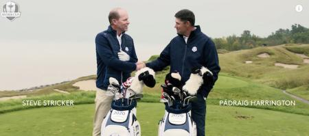 14 Club Challenge: Ryder Cup Captains Special