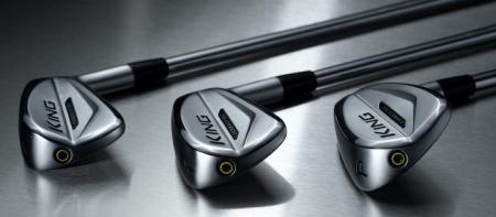 KING Forged TEC Irons - October 2019
