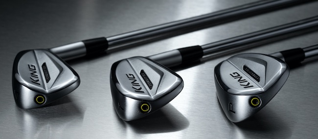 Next generation of KING Forged TEC Irons