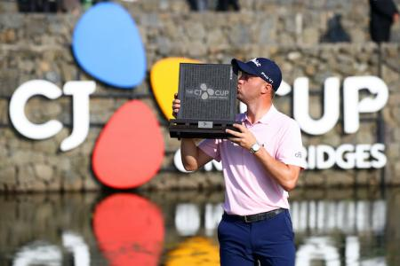 Justin Thomas - CJ Cup - Final - October 2019