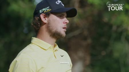 Thomas Pieters Chase Ace Challenge