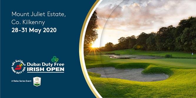 Mount Juliet to host Irish Open
