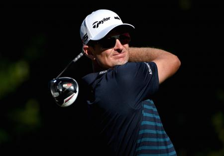 Incredible 360 Taylor Made club fitting with Justin Rose & Sergio Garcia!