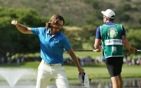 Tommy Fleetwood Nedbank Golf Challenge 2019