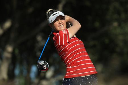 Charley Hull CME Group Tour Championship