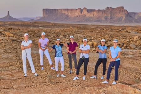 Ladies European Tour players