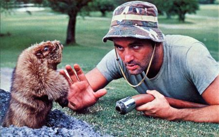 Bill Murray tees off annual Caddyshack Tournament