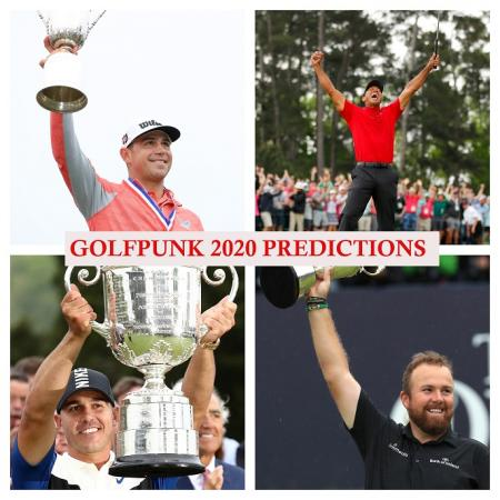GolfPunk 2020 predictions men