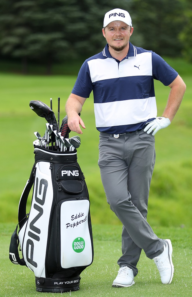 Ping signs Eddie Pepperell