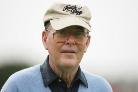 Pete Dye dies at age of 94