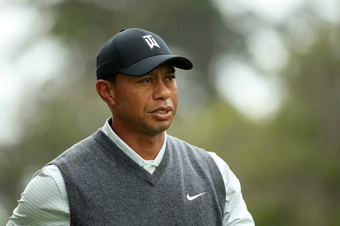 Tiger announces first outings for 2020
