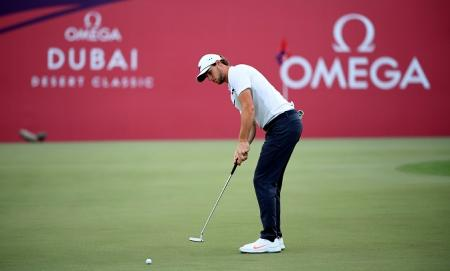 Pieters leads the way in Dubai