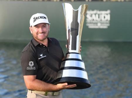 Graeme McDowell Saudi International 2020