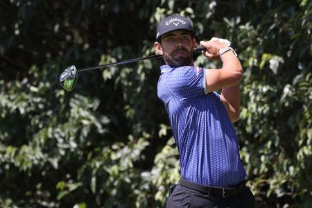Van Rooyen ties course record at WGC