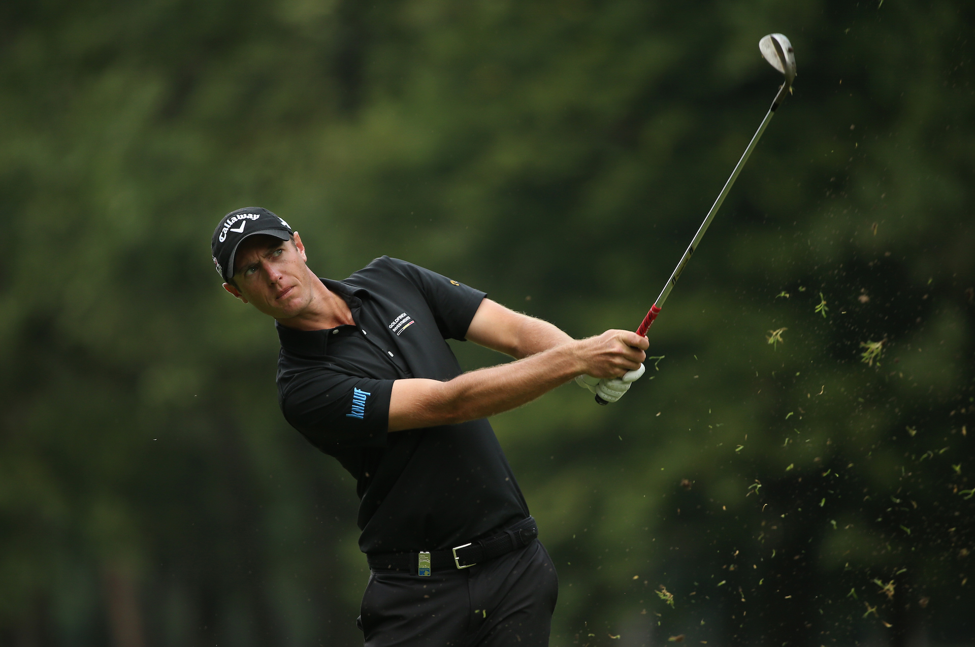 Star billing for Niall Horan at Wentworth Pro Am
