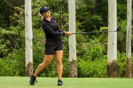 Stephanie Kyriacou Australian Ladies Classic 2020